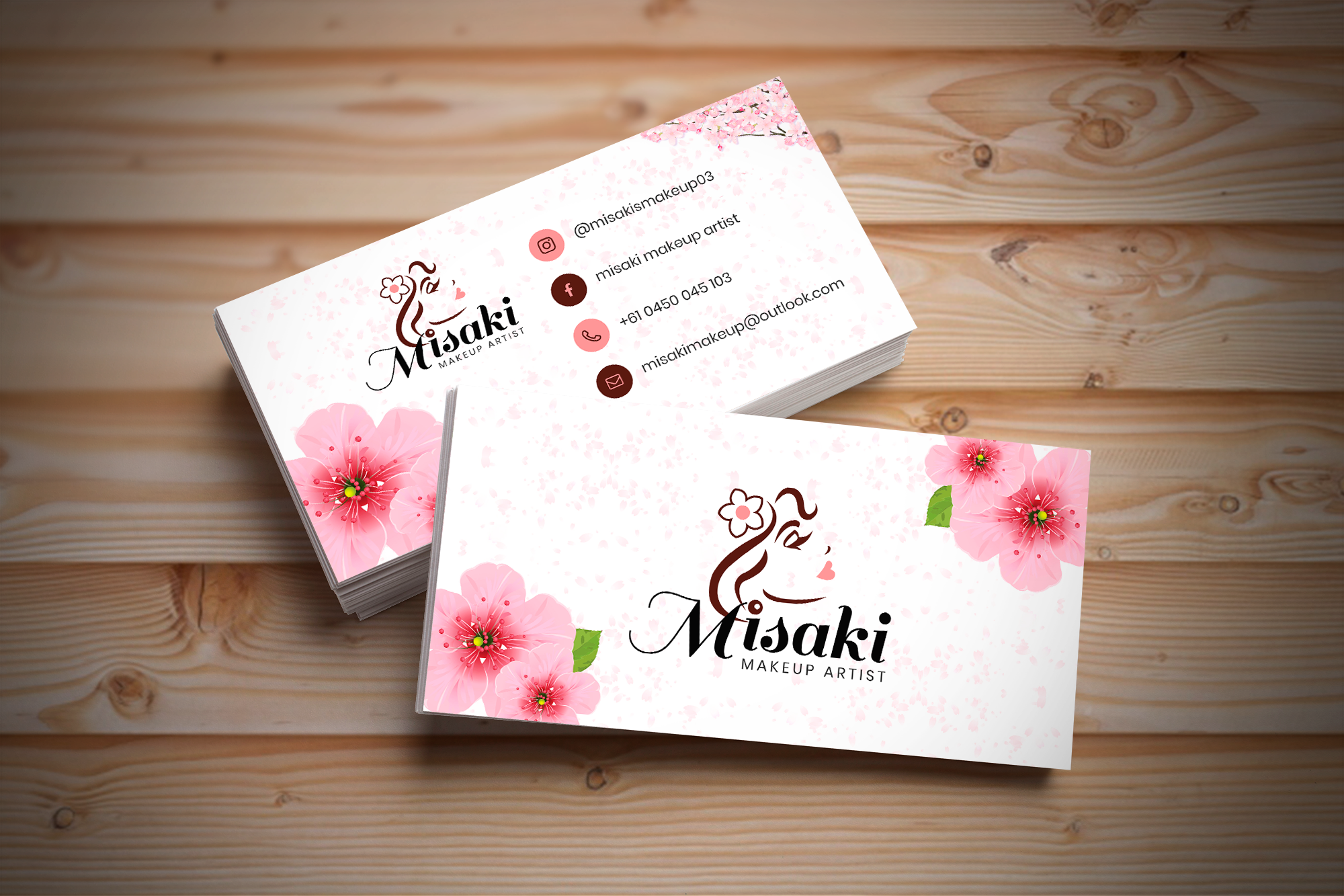 Misaki Bussiness Card